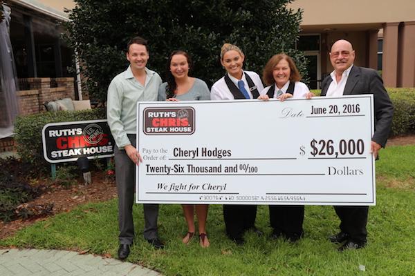 Cheryl Hodges' Benefit