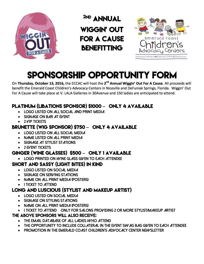 2016 Sponsorship Package1
